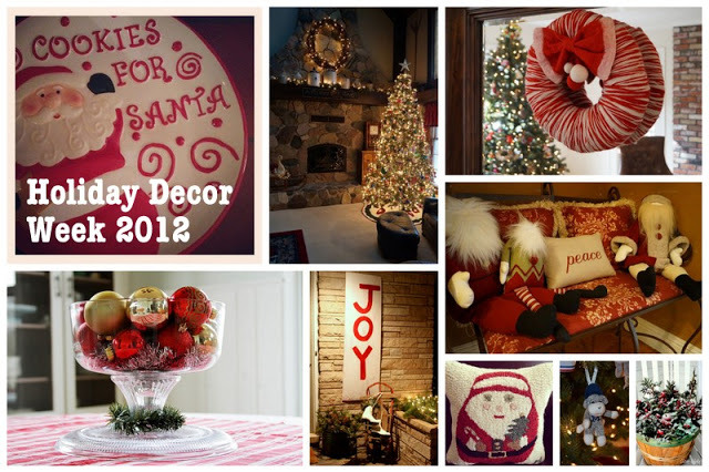 2012 Holiday Decor Week