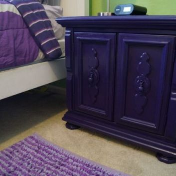 Hayley's Nightstand Makeover