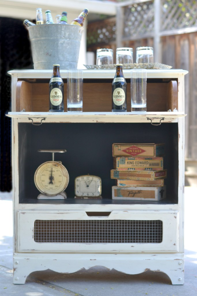 Kuzak's Closet Estate Shopper Bar Upcycle