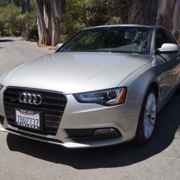 2013 Audi A5 Coupe For Sale, Only 4,900 Miles!
