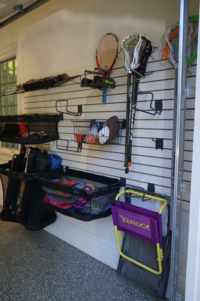 Kuzak's Closet Custom Garage Storage and Organization