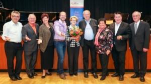 Gala zu Ehren Heinz Conrads (Foto: Moni Fellner)