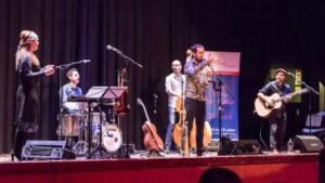 Die Band Stiegerbalsam (Foto: Martin Hüttler, www.fotohutt.at).
