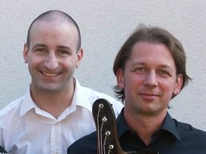 Robert Kolar & Peter Havlicek