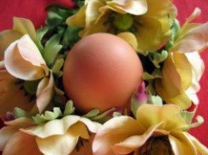 Přírodní barvy na vajíčka