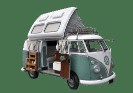 Camper Van Volkswagen House Home  - jean52Photosstock / Pixabay