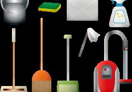 Cleaning Supplies Vacuum Broom  - AnnaliseArt / Pixabay