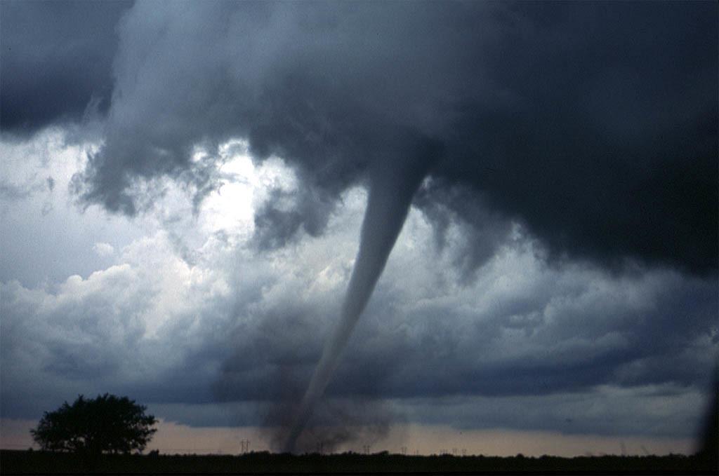 Kako nastane tornado?