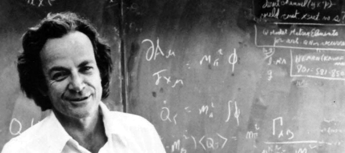 Kako razmišljajo geniji: Richard P. Feynman