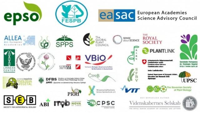 Open letter organisations