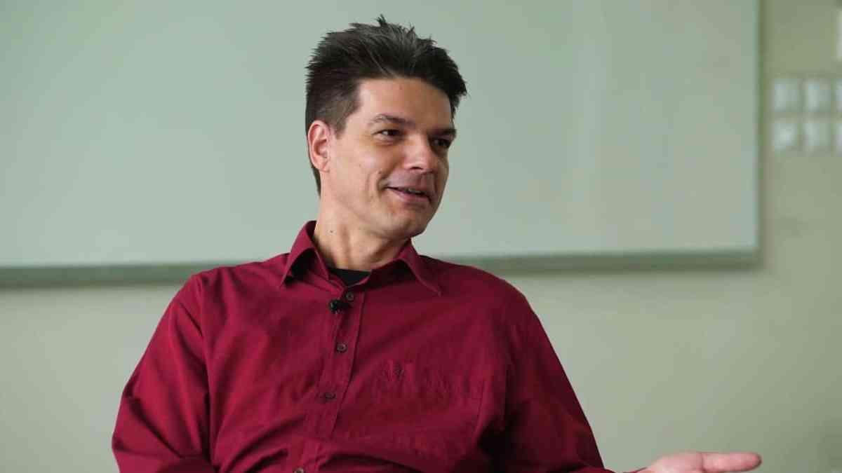 Andrej Bauer o matematiki, tehnologiji in človeštvu v prihodnosti