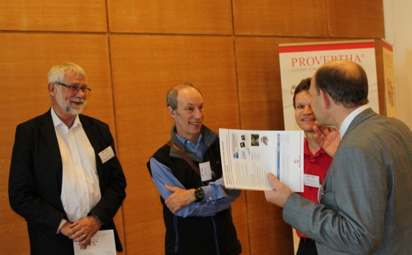 Kvaser's CAN FD IP plays important role at 15th iCC event