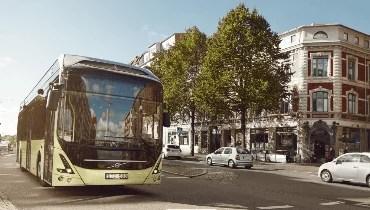 Kvaser Memorator data loggers health check Nobina's electric bus fleet