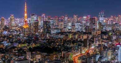 8 ĐỊA ĐIỂM NGẮM THÀNH PHỐ TOKYO TỪ TRÊN CAO HOÀN TOÀN MIỄN PHÍ