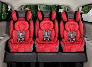 three-car-seats