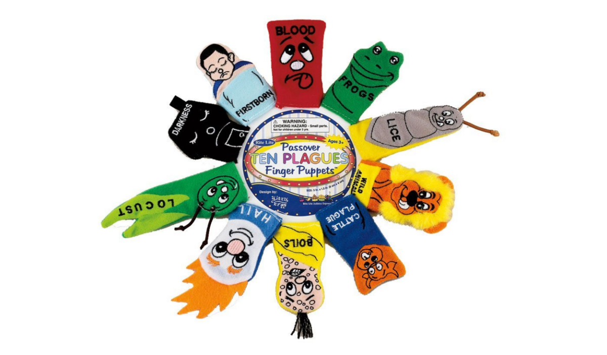the 10 plagues aren u0027t that cute so let u0027s ditch the finger puppets