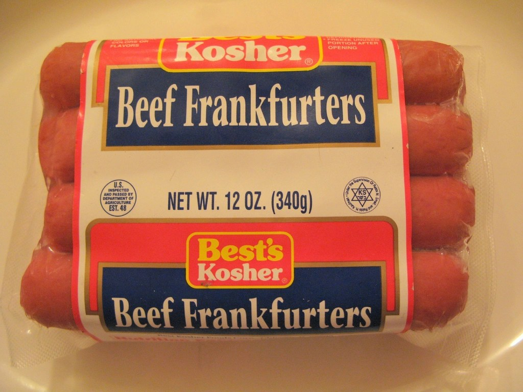 best's kosher hot dogs