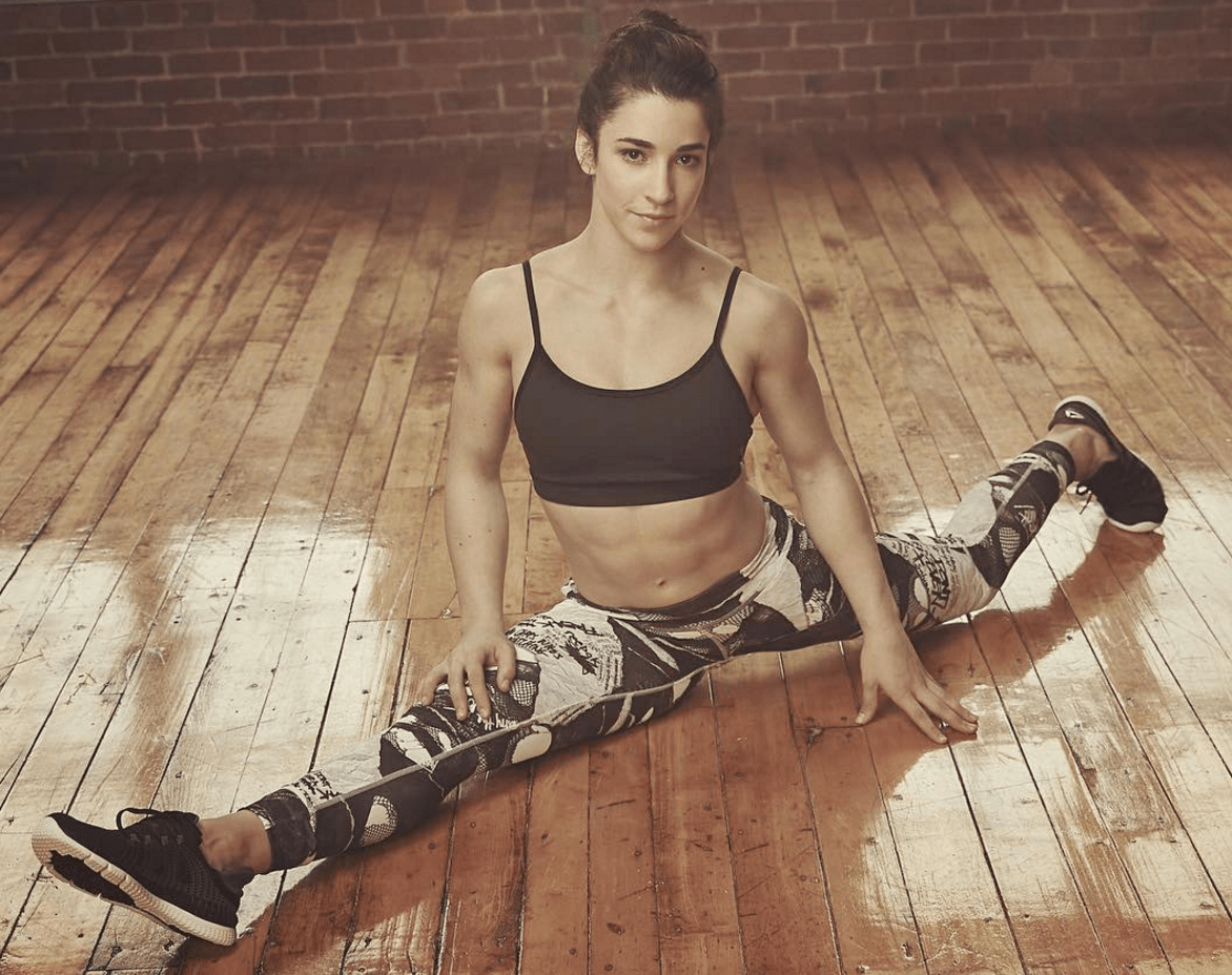 9 Things You Didn T Know About Aly Raisman Usa Olympic