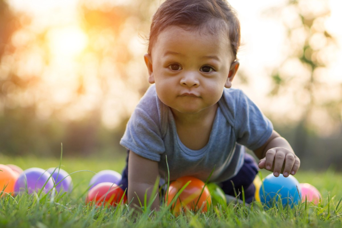 Spring Baby Names: These 9 Yiddish & Hebrew Names Are Perfect For Babies Born