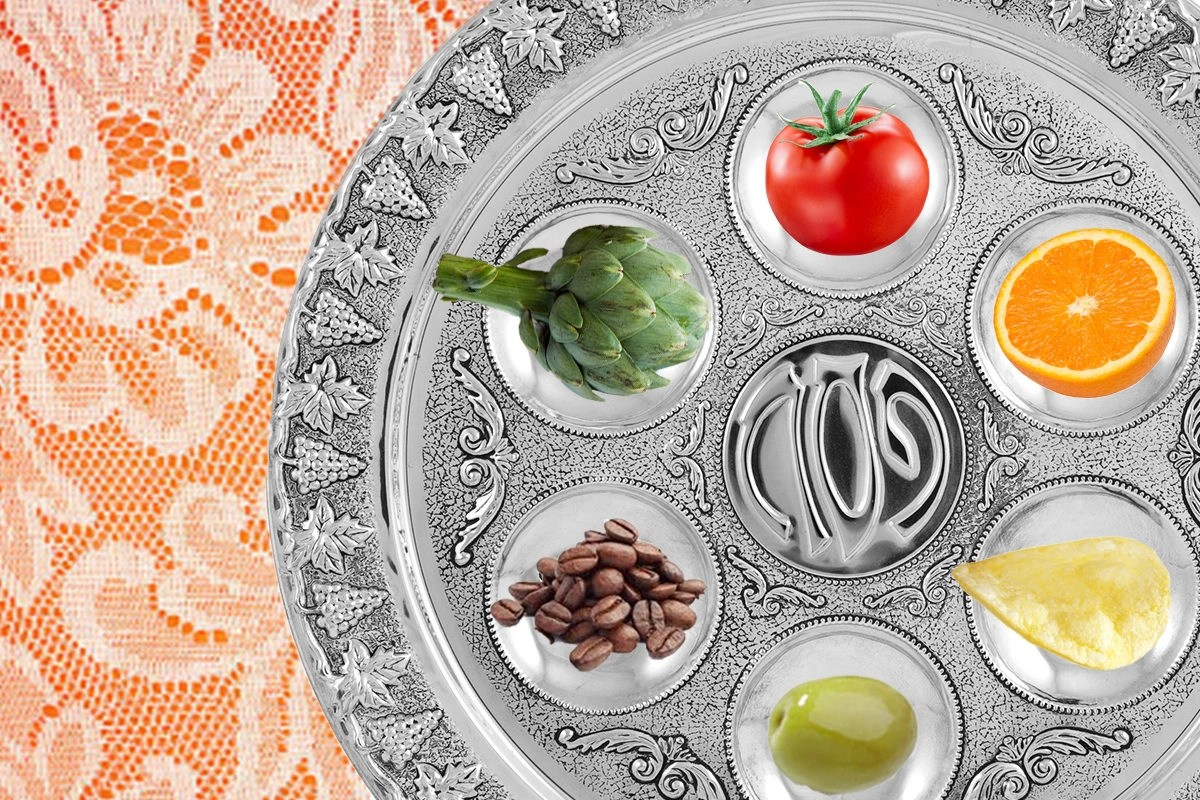 10 Unique Items To Add To Your Seder Plate Kveller