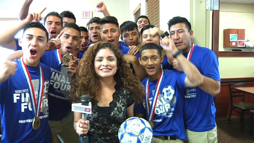Porter High School Soccer Team