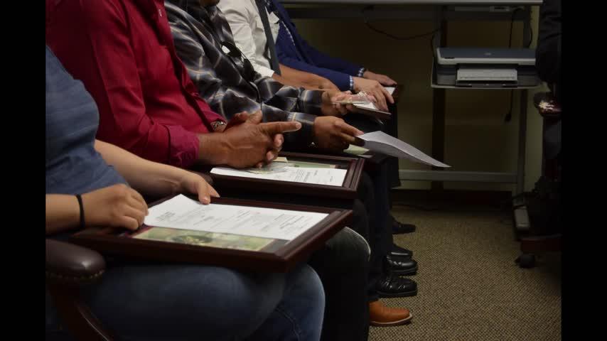 Hidalgo County DWI Misdemeanor Court Holds Graduations_32084873-159532