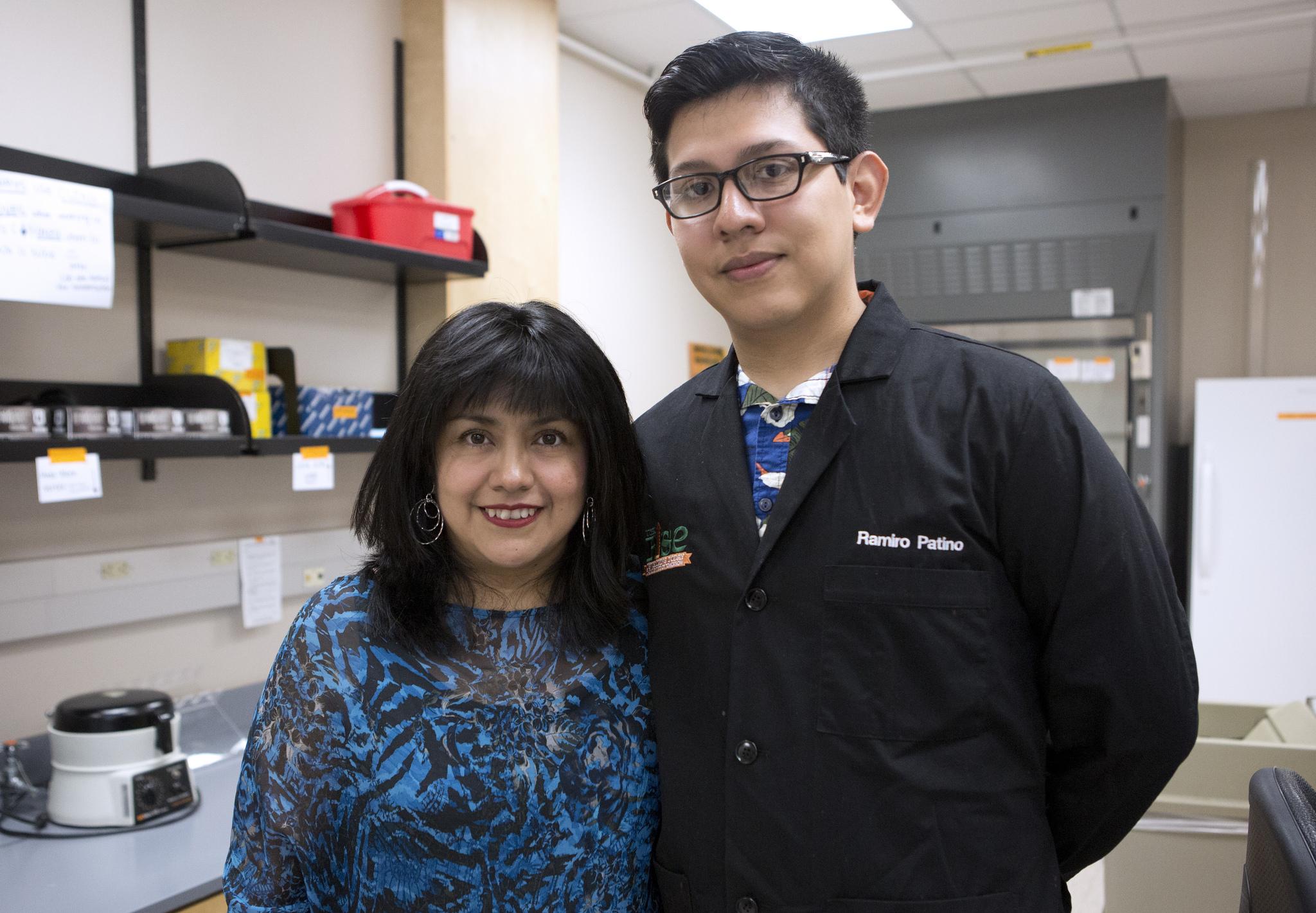 PHOTO 1 - Dr. Feria and Ramiro Patino_1466621583533.jpg
