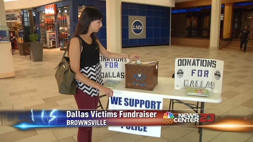 Fundraiser for Dallas Police Officers at Sunrise Mall_18567727-159532