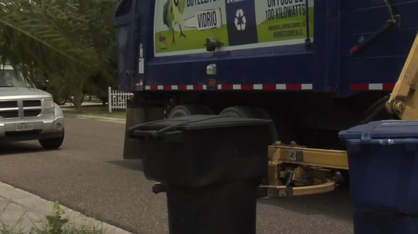 Garbage- Brush Collection Fees to Increase in McAllen_22597616-159532