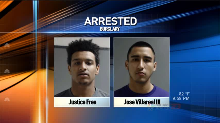 High School Students Arrested for Burglary_42098261-159532