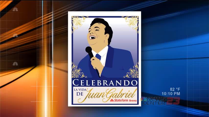 StateFarm Arena to hold Juan Gabriel Tribute_29809675-159532