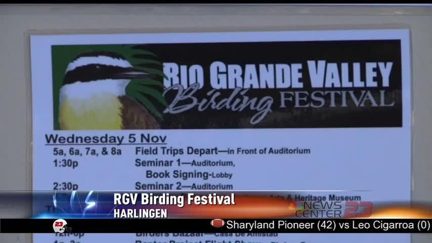 Harlingen Hosting RGV Birding Festival_53270010-159532