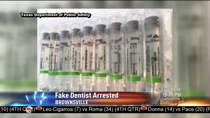 Woman Arrested- Accused of Being a Fake Dentist_31085981-159532