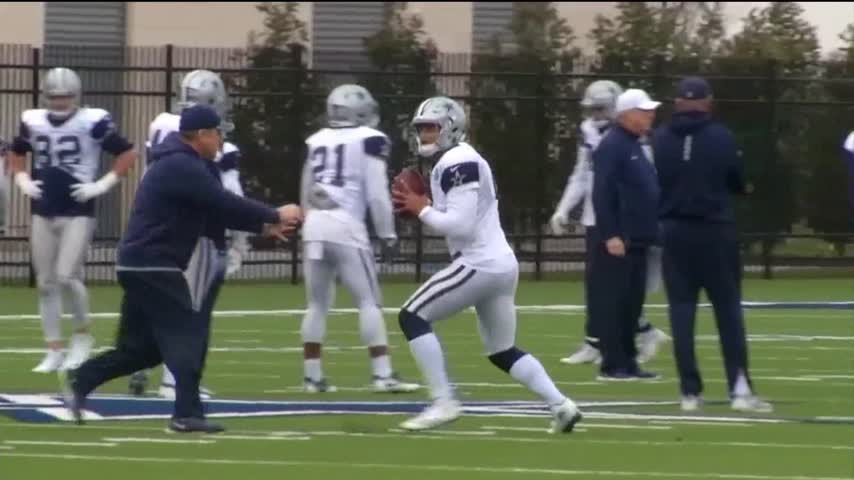 Bye Week for Cowboys- Prepare for Divisional Playoff_54475881