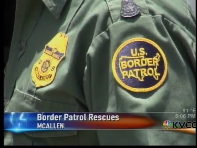 Border Agent Delivers Baby- Another Saves Infant_98569713