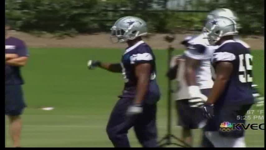 Cowboys Well Prepared In Running Game_70754171