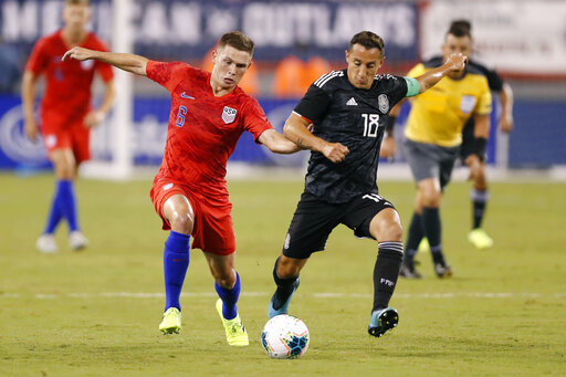 Mexico routs US 3-0 to maintain soccer dominance – KVEO-TV