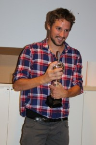 Rasmus Fitzner - årets talent i KVIK TRI TEAM 2013