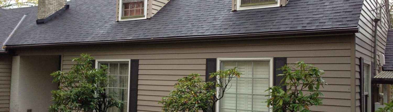 New Malarkey Roof
