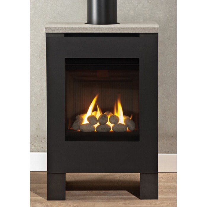 Freestanding Gas Fireplaces Indoor  KVRivercom