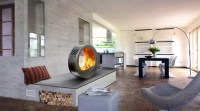 Ventless Gas Freestanding Fireplaces : KVRiver.com