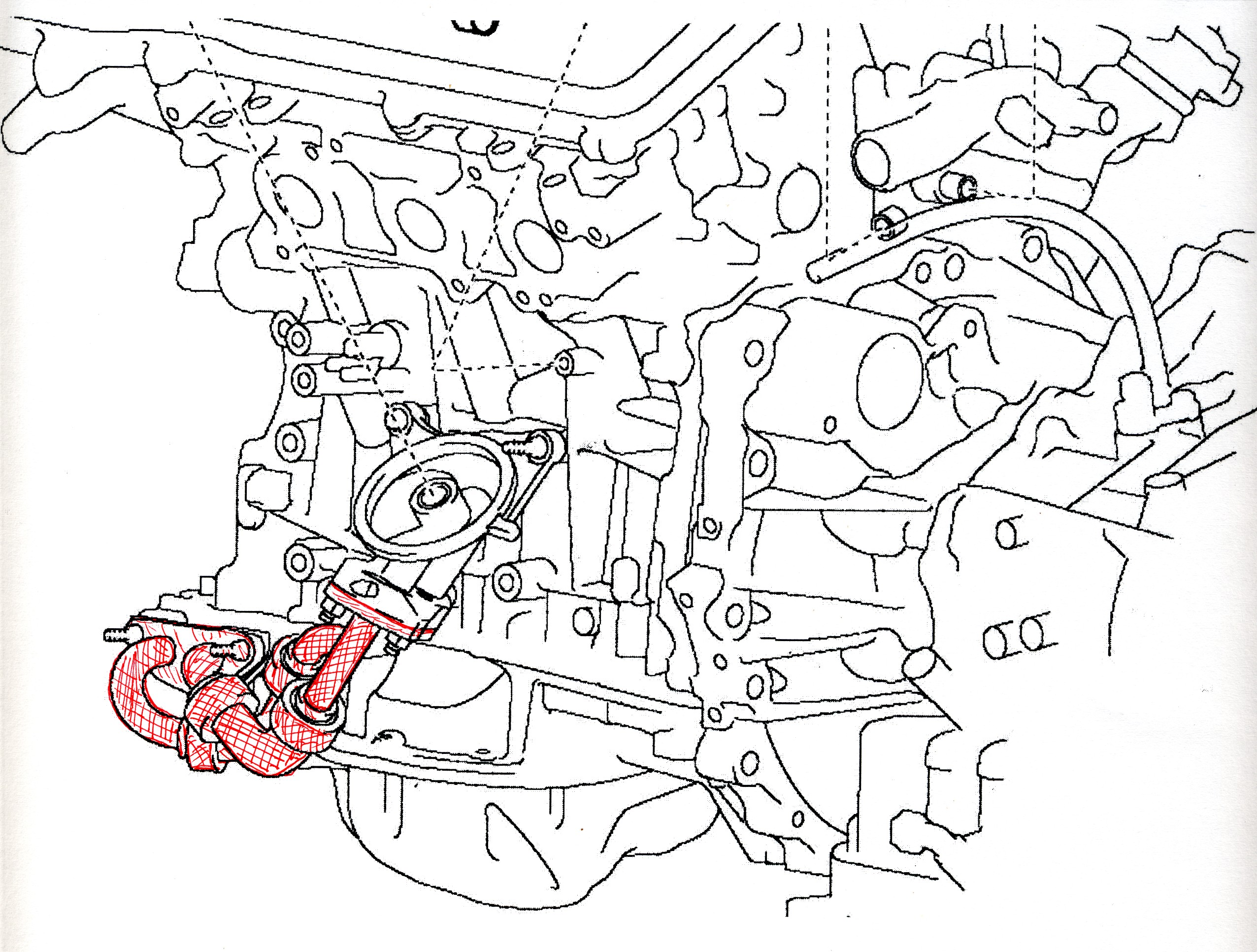 [WRG-9867] 2007 Lexus Is 350 Engine Diagram
