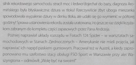 Aromiński Andrzej Franciszek