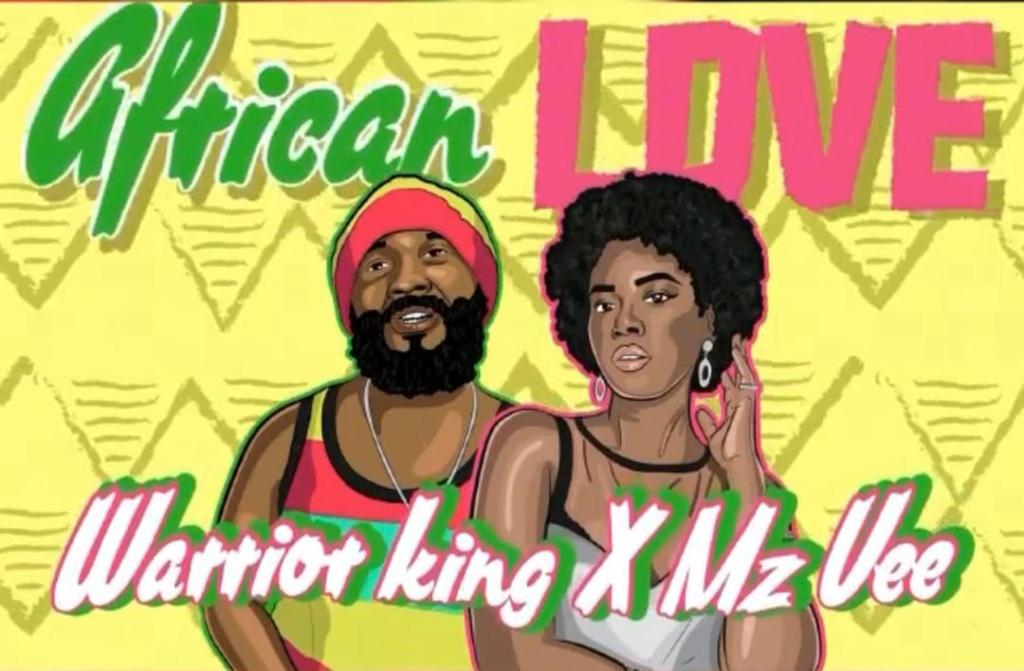 Warrior King x MzVee