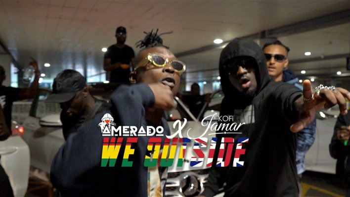 Amerado & Kofi Jamar - We Outside (Official Video)