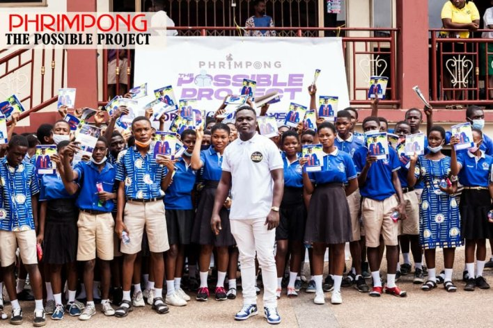 Phrimpong's Possible Project