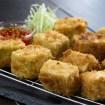 Tofu frito, tofu, cocina asiática