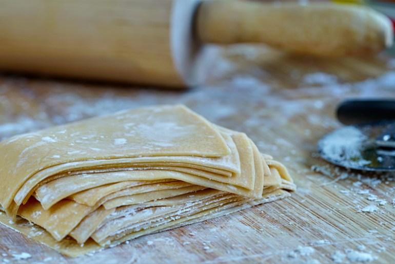 Pasta Wonton, pasta wantan, cocina asiatica