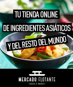 Tienda online de productos asiáticos