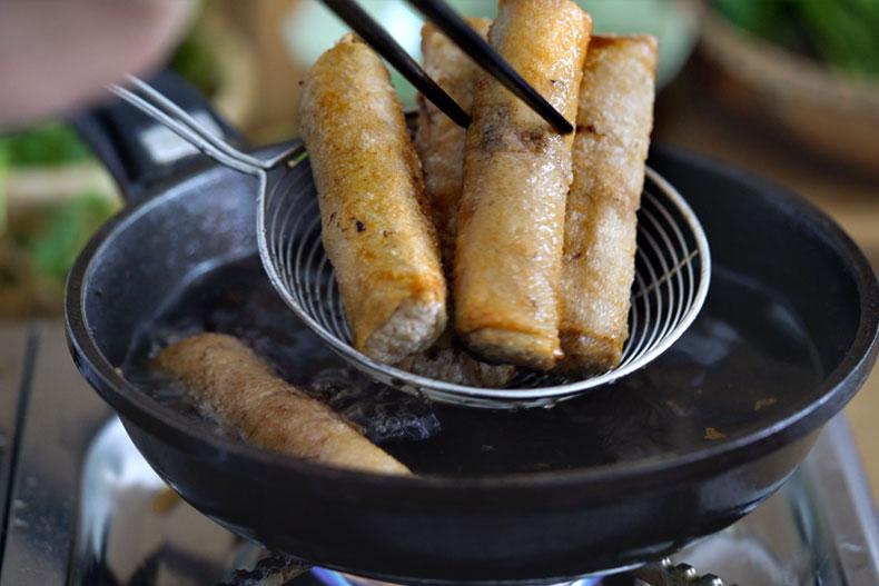 rollitos vietnamitas, rollitos de primavera, Cha gio, nems, nem rán, nem vietnam, rollito, comida vietnamita recetas, cocina vietnamita, rollitos primavera
